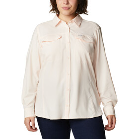 Columbia Silver Ridge Lite LS Shirt Women peach quartz